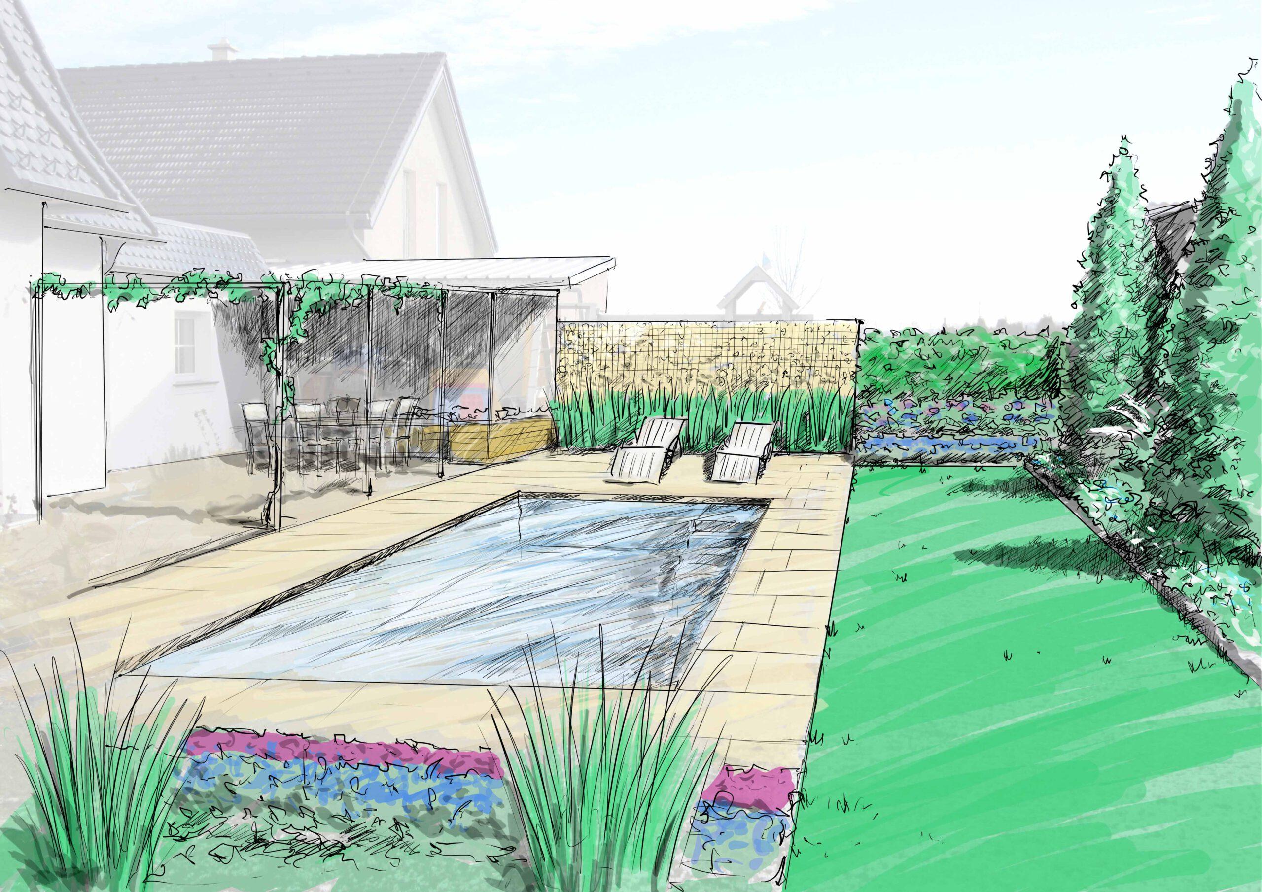 Garten planen Klosterneuburg